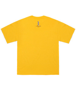 TFB x GOODNATION originals icon t-shirt(GOLD)