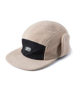 EAR FLAP CAMP CAP(BEIGE)_CTOGIHW09UE3