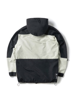 PROTECT HOODED PARKA(WHITE)_CTONPJK01UC2