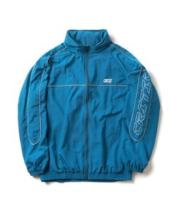 SIDE LOGO TRACK JACKET(BLUE GREEN)_CTONPJK04UB7