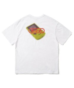 WEIRDO T-SHIRT(WHITE)_CTONURS21UC2