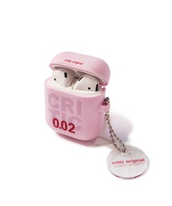 CRITIC 002 AIRPODS CASE(L/PINK)_CTONUAC06UP0