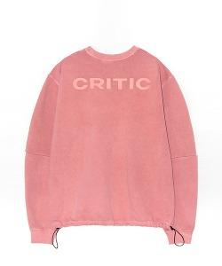 WASHED STRING SWEATSHIRT(PINK)_CSONACR02UP1