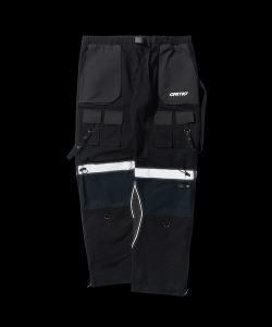 UTILITY TACTICAL PANTS(BLACK)_CTONAPT06UC6