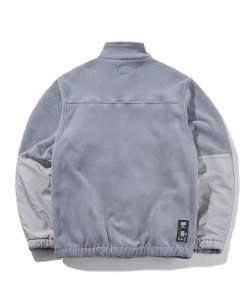 FLEECE JACKET(GRAY)_CTONIJK01UC0