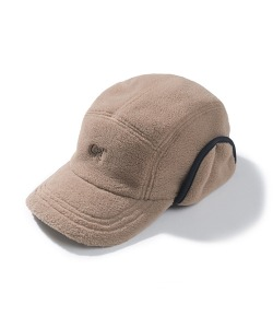 CRT FLEECE CAMP CAP(BEIGE)_CRONIHW02UE0