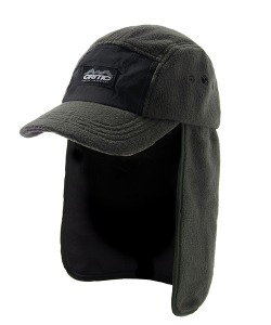 FLEECE FISHING CAP(KHAKI)_CTONIHW03UK0