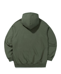 CITY TRAVELER HOODIE(KHAKI)_CTTZPHD05UK0