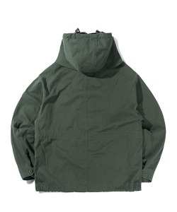 SHORT FISHTAIL PARKA(KHAKI)_CTTZPJK03UK0