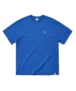 LOGO T-SHIRT(ROYAL BLUE)_CRONURS01UB3