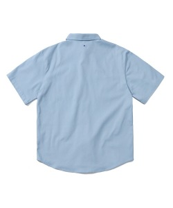 CRT WORK SHIRT(INDIGO)_CRTZUSS01UB1