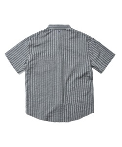 CRT STRIPE SEERSUCKER SHIRT(BLACK)_CRTZUSS02UC6