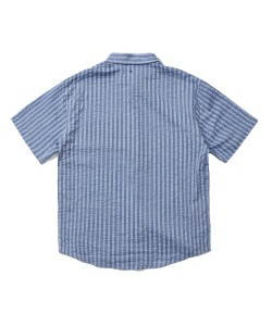 CRT STRIPE SEERSUCKER SHIRT(SKY BLUE)_CRTZUSS02UB0