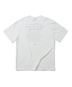 CRT SUMMER BEACH MIX T-SHIRT(WHITE)_CRTZURS05UC2