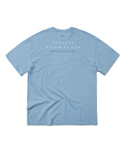 CRT SUMMER BEACH MIX T-SHIRT(SKY BLUE)_CRTZURS05UB0