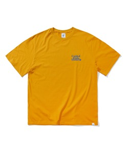CRT APPLE LOGO T-SHIRT(YELLOW)_CRTZURS03UY0