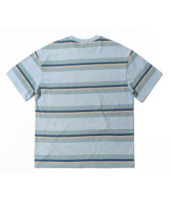 CRT STRIPE POCKET T-SHIRT(L/MINT)_CRTZURS07UG5